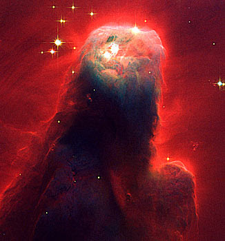 The Witch Doctor Is IN: Hubble Heaven