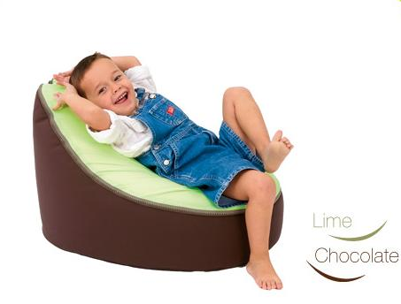 Doomoo Zitzak Lime.Kids Branded But Cheap Clothing Doomoo Bean Bag For Your Baby And