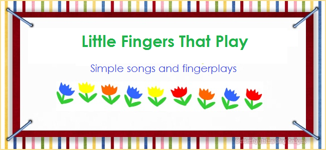Little Fingers That Play