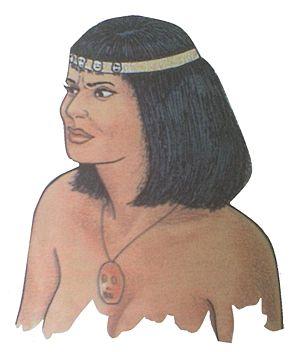 Resultado de imagen para Reina Anacaona