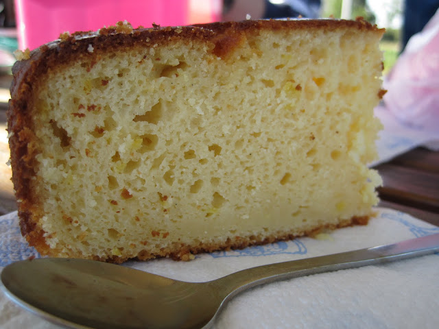 Olive Oil Cake Recipe & the Benefits of Olive Oil, Natasha in Oz