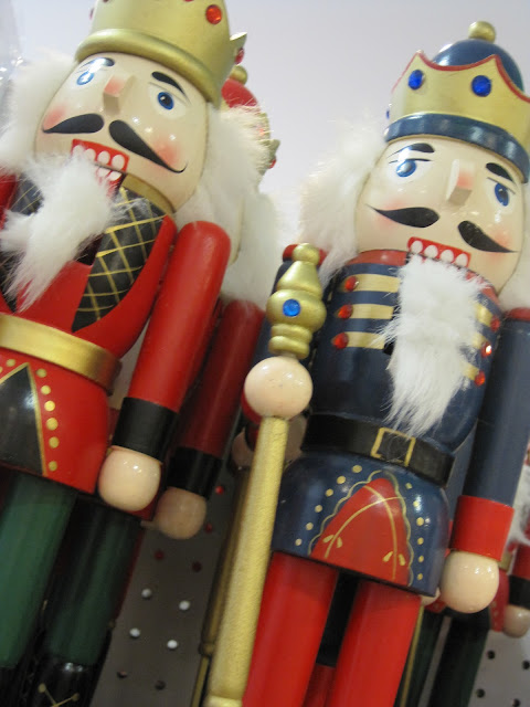 Nuts about Nutcrackers!