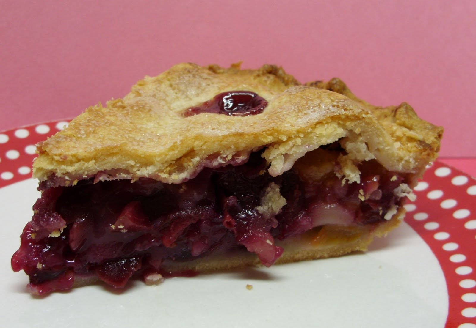 Eat The Blog: Cherry and Peach Pie