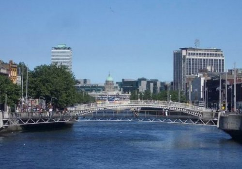 liffey river
