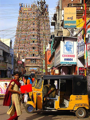 Madurai Sri Meenakshi