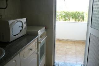 Algarve Ferias Albufeira - Cozinha do Apartamento