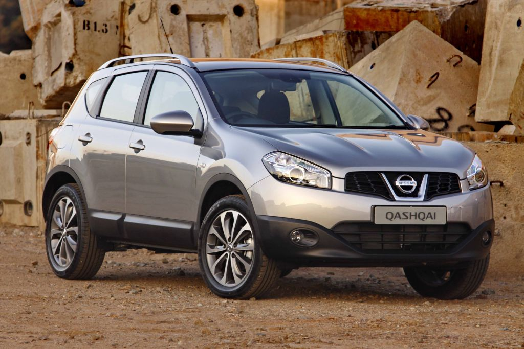 In4ride Nissan Updates Qashqai For 2010 Introduces Extra