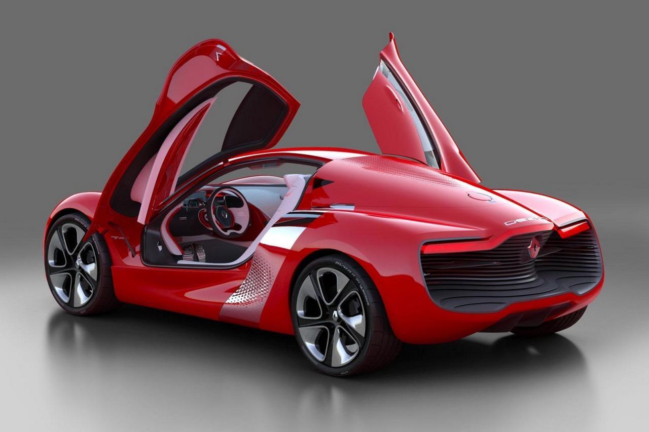in4ride dezir concept shows future renault super electric car. Black Bedroom Furniture Sets. Home Design Ideas