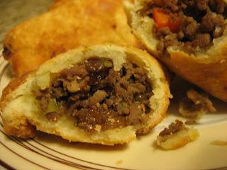 Candice S Cusina Beef Empanada