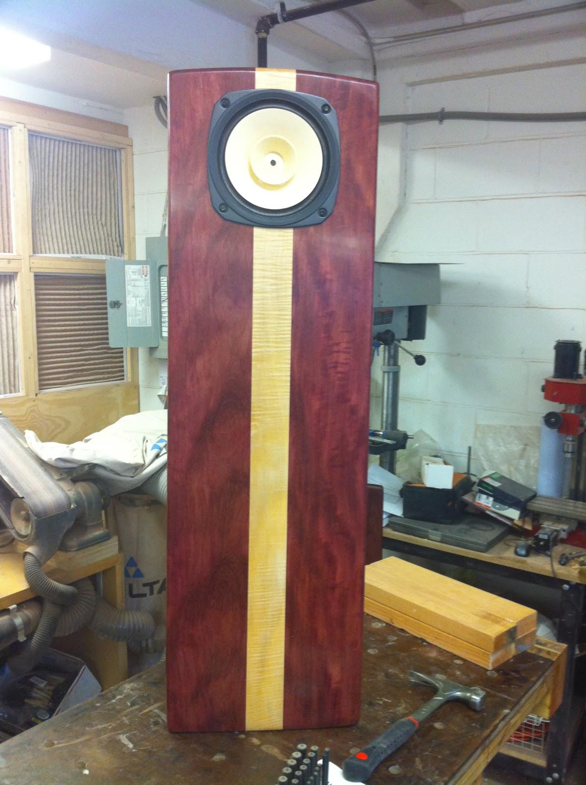IDVW Design: DIY Open Baffle Speaker Project