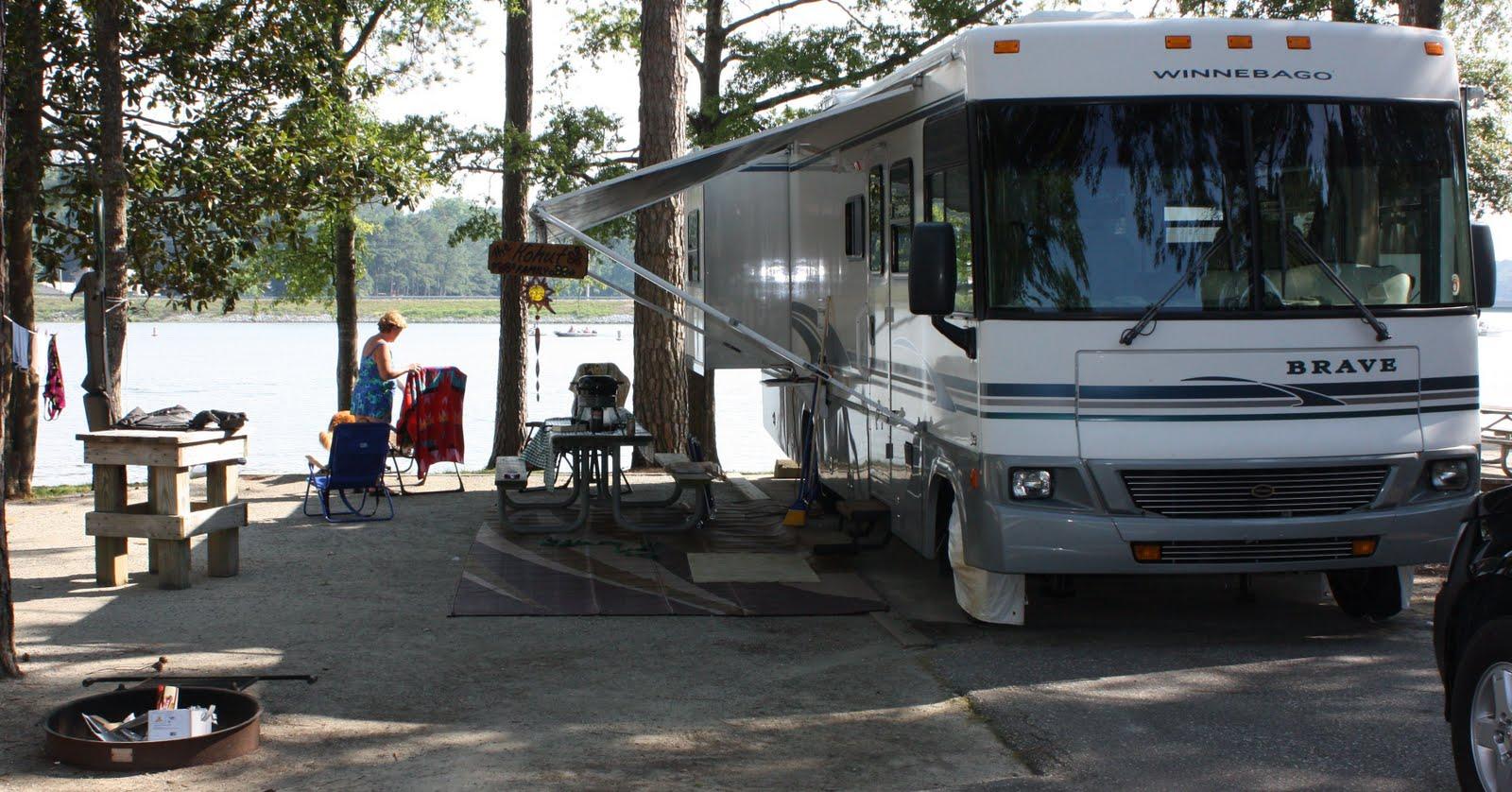Kohuts Rving Adventures White Oak Creek Campground Al
