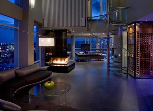 20 Pretty Cool Lighting Ideas For Contemporary Living Room: MM Interior Design: WINE CELLARS