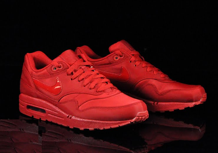 achatsenligne: Nike Air Max 1 – Red – Air Attack Pack
