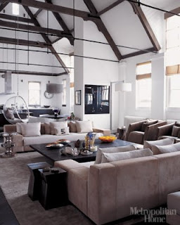 Neutral Design...soothing doesn't mean boring~