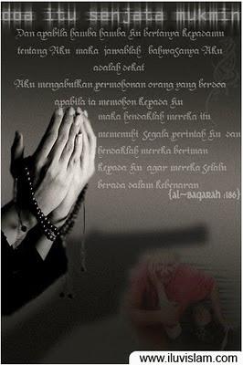 Doa Menolak Zina