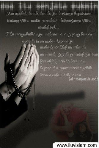 Doa Yang Menolak Zina