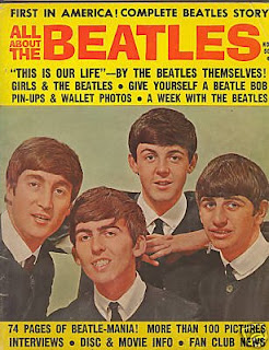 Beatles Blog Daily All About The Beatles Magazine Cover
