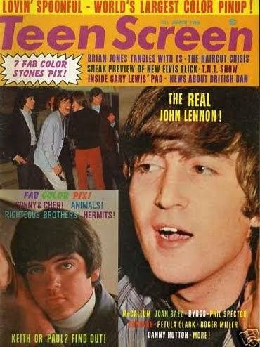 Teen Screen Magazine 66