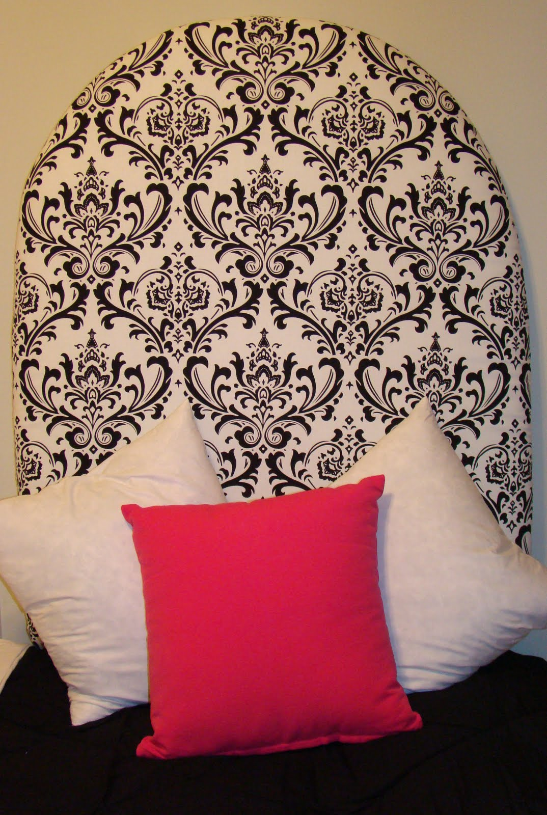 Dorm Room Headboards: Doodlebug Designs, Mg: Dorm Room Upholstered Headboard