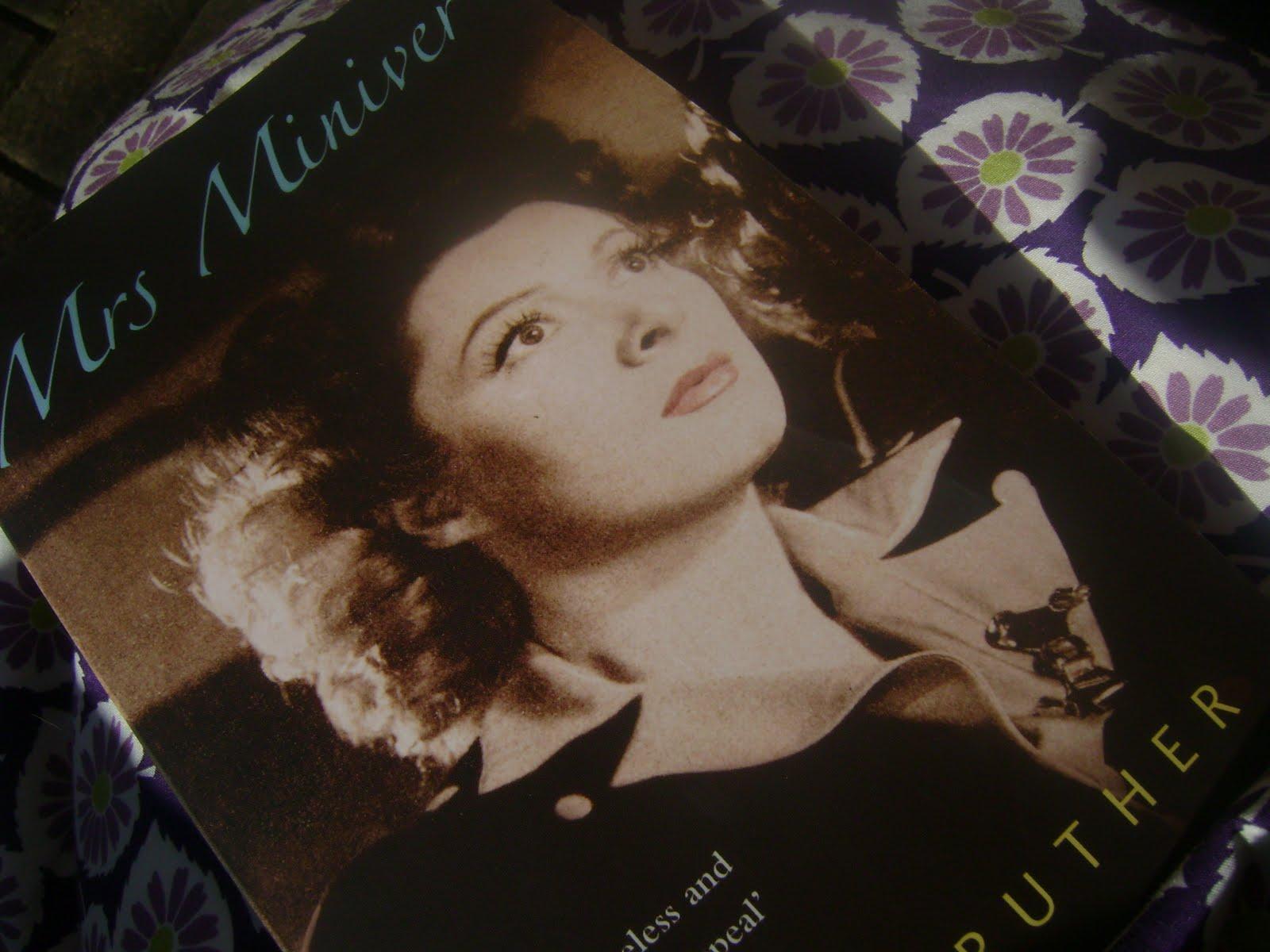 Vintage Reads Mrs Miniver