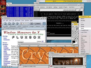 Linux and Microcontroller Tips: Desktop Environments
