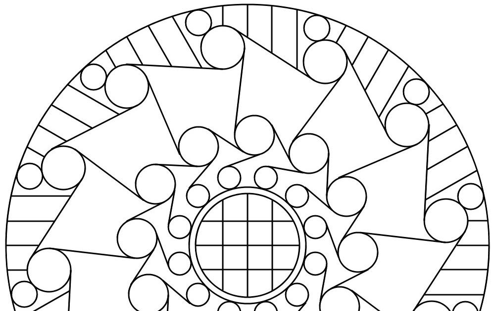 mandalas für erwachsene zum ausdrucken  gallerphot