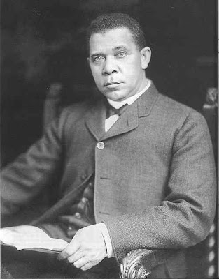 What did booker t washington do for a living