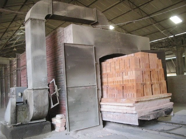 Refractory Lining Steel Industry Jobs Kilns And
