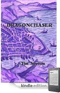 Dragonchaser for Kindle