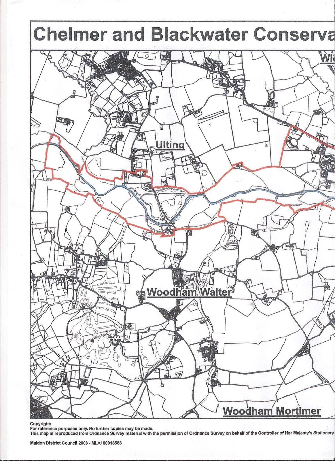 Ulting and Langford Trees: Chelmer and Blackwater