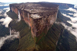 Gunung Datar Terbesar Di Dunia