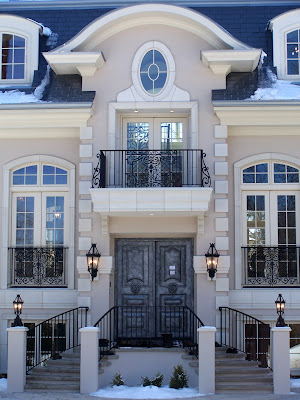 French Inspired Mansion Tops The Parade Of Homes