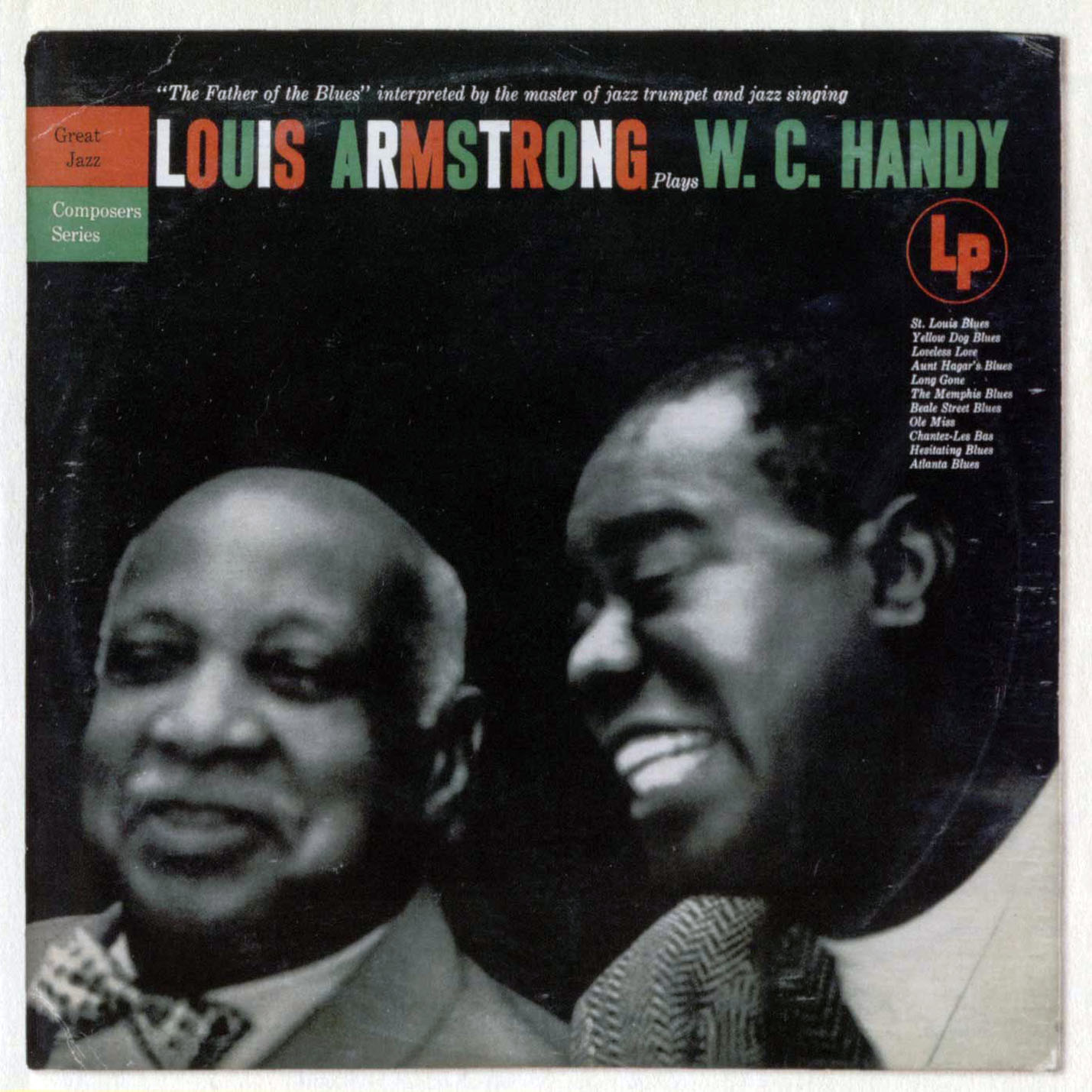 """JAZZBLOG: Louis Armstrong & His All Stars, em """"Louis ..."""