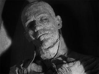 La momia de Imhotep by Boris Karloff
