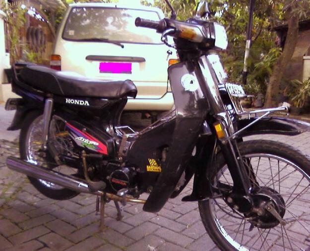 Gambar Modifikasi Motor Antik