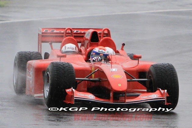 2010 Three-seat Ferrari F1 Car Testing At Fiorano Report