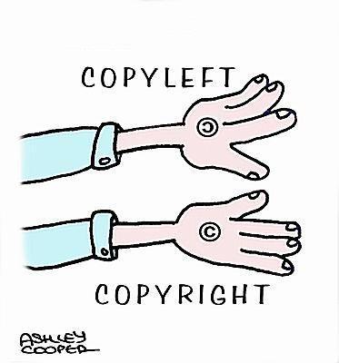 Как сделать копирайт бесплатно