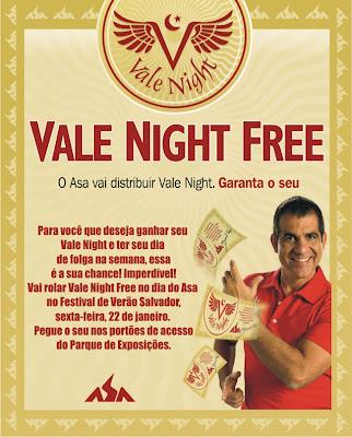 9b9a9048b6 Só Asa de Águia  VALE NIGHT NO FESTIVAL DE VERÃO SALVADOR