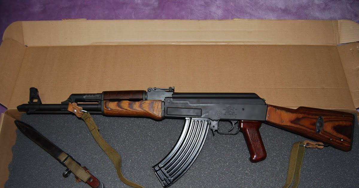 Kris' Gun Rantings Polish Ak47