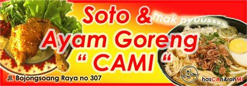 Sharing Dari Mas Bayu Langkah Langkah Membuka Warung Soto Ayam Cami