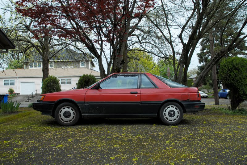Old Parked Cars 1988 Nissan Sentra Se Sport Coupe You'll receive email and feed alerts when new items arrive. old parked cars