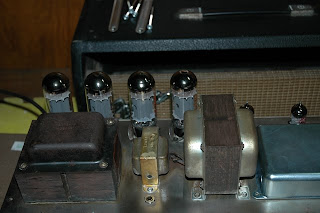 Guitars, Amps and Other Gear: 2008