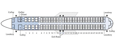 Alaska airlines boeing seating plan also airplane pics rh picsspot