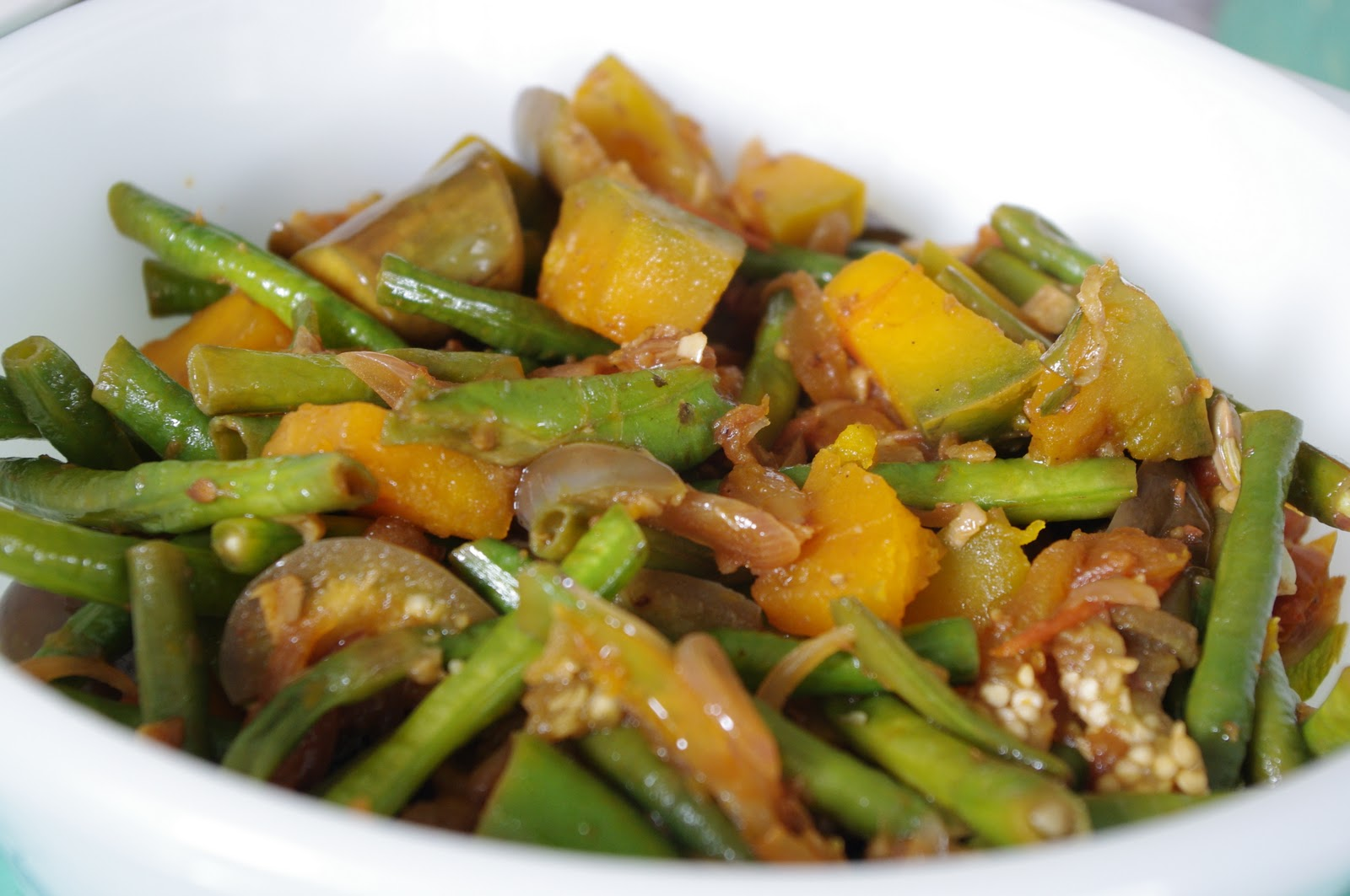pinakbet vegetables mixed dish vegetable cook ready philippines ingredients