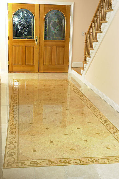 Craft Central Create Special Effect On Floor With