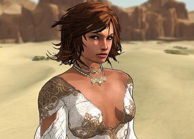 la princesse Elika