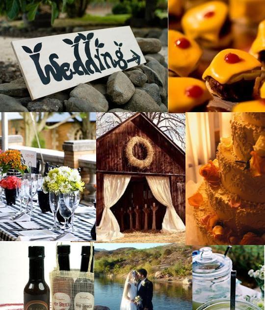 Bbq Wedding Reception Ideas: Wedding Planning Fun: Backyard Wedding
