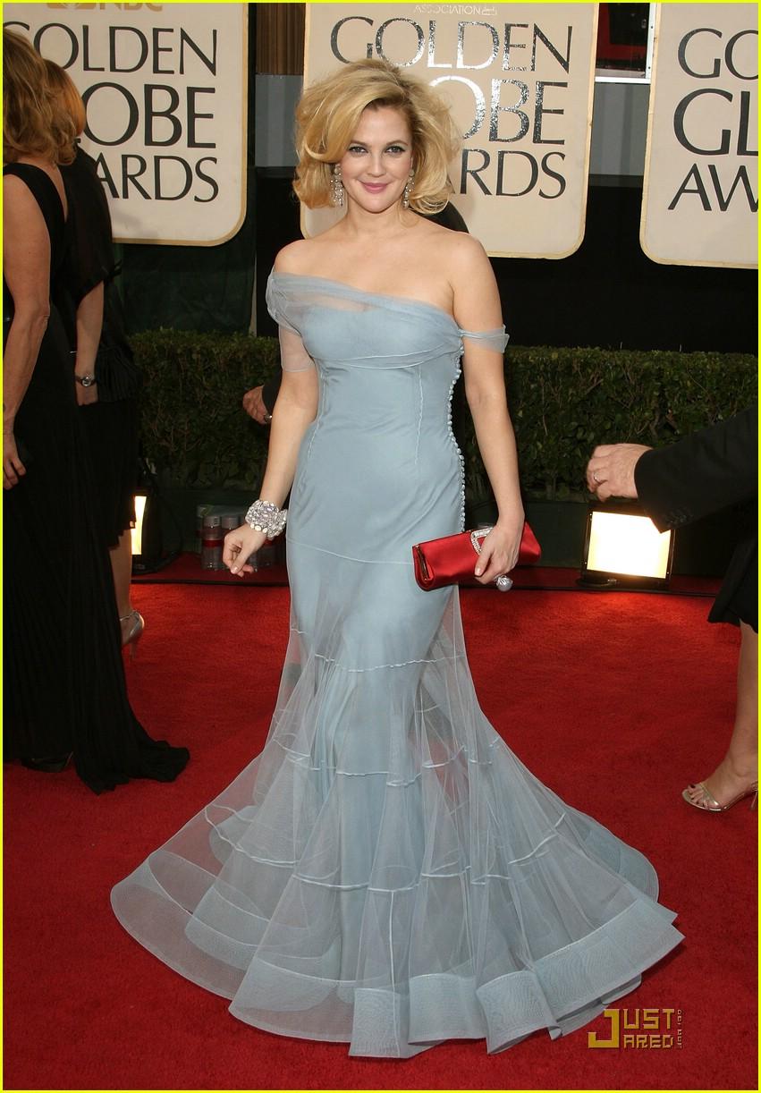 Style Redux: Celebrity Style-Drew Barrymore
