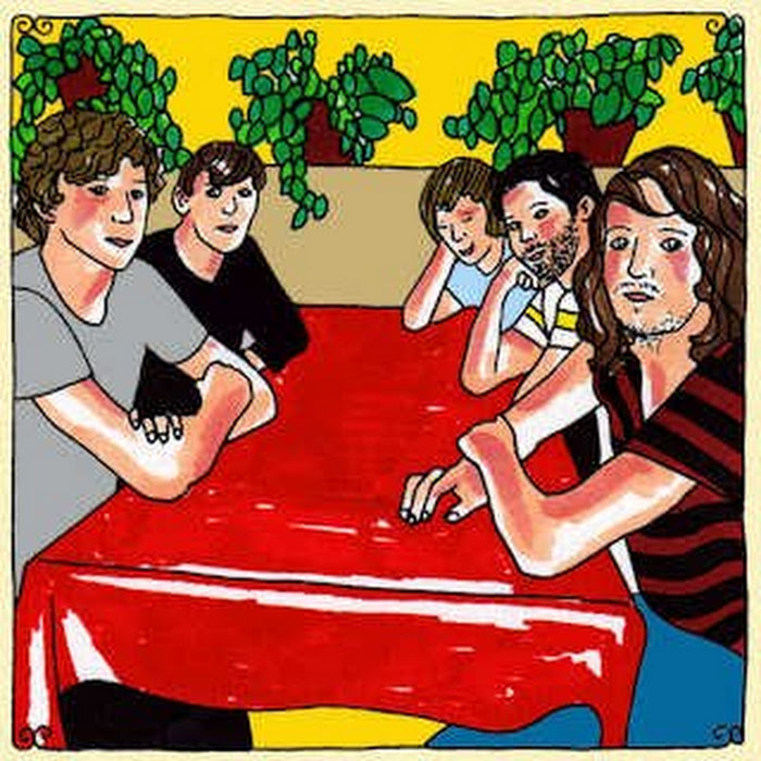 Foals - 2010 - Daytrotter Session !!!