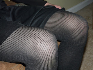 p>Not much, except that you are a man who likes to wear nylon pantyhose. You might have a bit of a fetish going on; specifically, a transvestic streak in your.